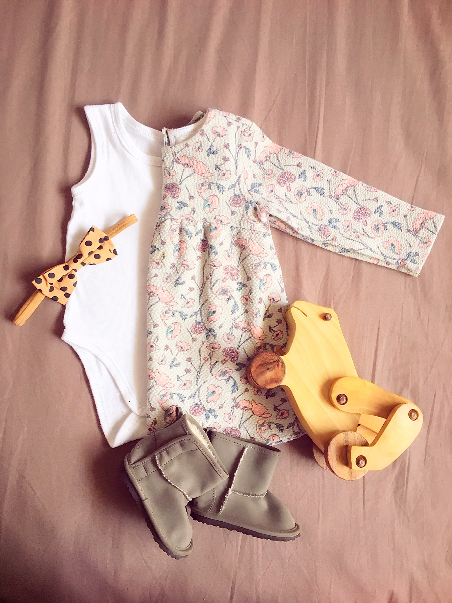 Dressing tips for babies