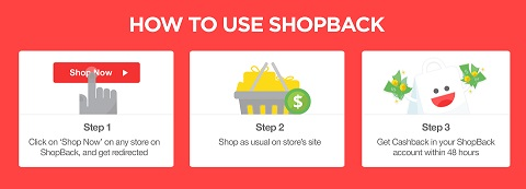 ShopBack is Mommy's online shopping companion!
